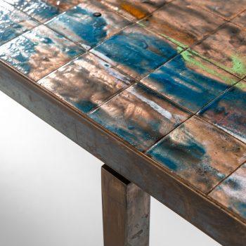 Johannes Aasbjerg & Sophie Eskild coffee table at Studio Schalling