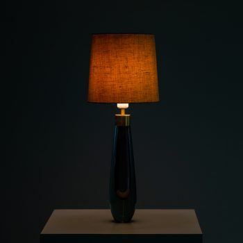 Gunnel Nyman table lamp by Nuutajärvi in Finland at Studio Schalling