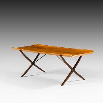 Peter Hvidt & Orla Mølgaard-Nielsen X table by Fritz Hansen at Studio Schalling