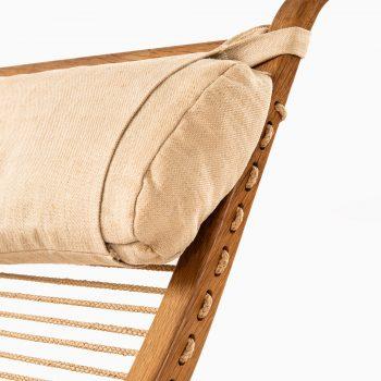 Hans Wegner JH-524 lounge chair by Johannes Hansen at Studio Schalling
