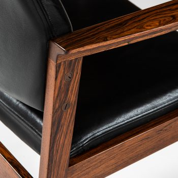 Knud Færch armchairs model 358 in rosewood at Studio Schalling