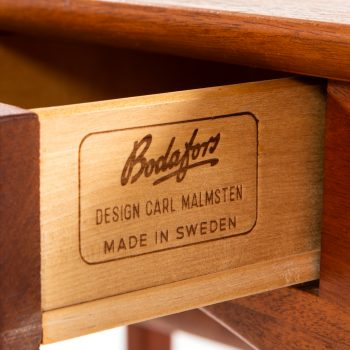 Carl Malmsten Birgitta vanity in teak by Bodafors at Studio Schalling