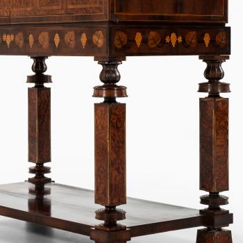Gösta Thorell unique cabinet by Georg Ryman at Studio Schalling
