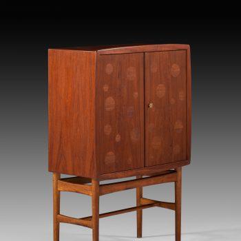 Tove & Edward Kindt-Larsen bar cabinet by Gustav Bertelsen at Studio Schalling