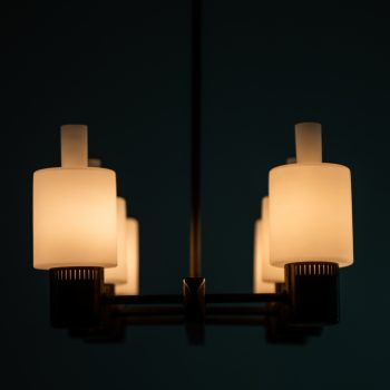 Jo Hammerborg ceiling lamp model Nordlys at Studio Schalling