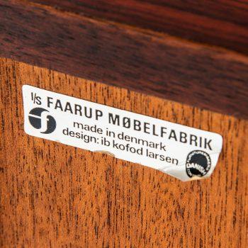 Ib Kofod-Larsen FA-66 sideboard in rosewood at Studio Schalling