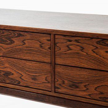 Kai Kristiansen bureau model 384 in rosewood at Studio Schalling