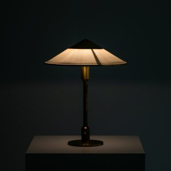 Niels Rasmussen Thykier table lamp Kongelys at Studio Schalling