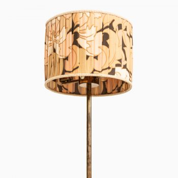 Floor lamp in brass by AB Stilarmatur at Studio Schalling