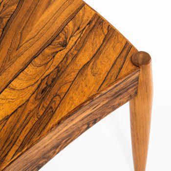 Johannes Andersen coffee table in rosewood at Studio Schalling
