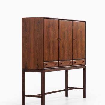 Rosewood cabinet by unknown designer at Studio Schalling