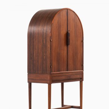 Torbjørn Afdal attributed bar cabinet in rosewood at Studio Schalling