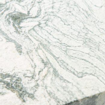 Poul Kjærholm PK-61 coffee table in Cipollini marble at Studio Schalling