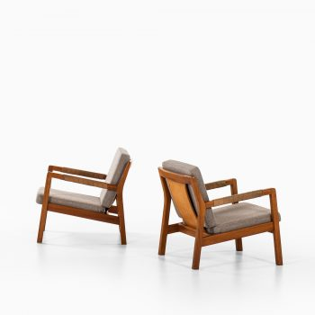 Carl Gustaf Hiort af Ornäs easy chairs model Rialto at Studio Schalling