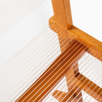 Helge Vestergaard Jensen attributed chairs by Thysen Nielsen at Studio Schalling