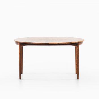 Ib Kofod-Larsen dining table by Seffle möbelfabrik at Studio Schalling