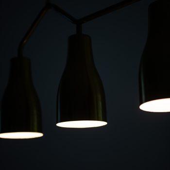 Hans Bergström ceiling lamp by Ateljé Lyktan at Studio Schalling