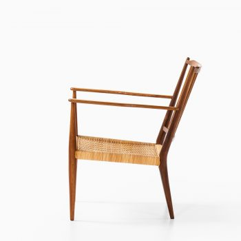 Josef Frank easy chair model 508 by Svenskt Tenn at Studio Schalling