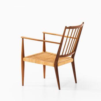 Josef Frank easy chair model 508 by Svenskt Tenn at Studio Schalling