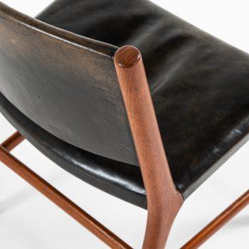 Hans Wegner dining chairs model JH507 at Studio Schalling