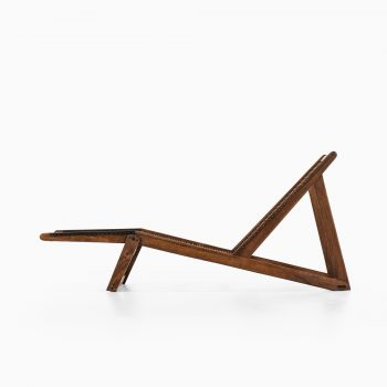 Helge Vestergaard Jensen lounge chair at Studio Schalling