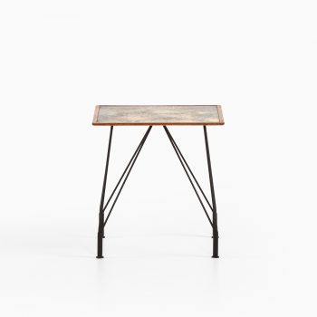 Hans-Agne Jakobsson side table in teak at Studio Schalling