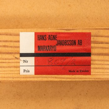 Hans-Agne Jakobsson side table at Studio Schalling