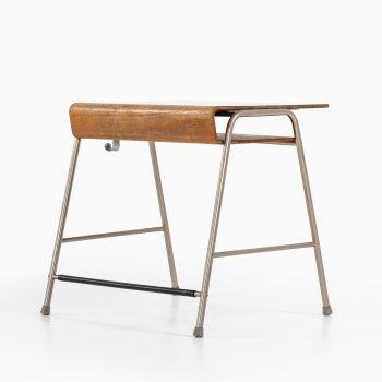 Arne Jacobsen Munkegaard school desk at Studio Schalling