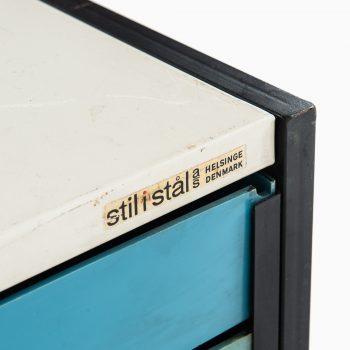 Storage units by Stil i Stål at Studio Schalling