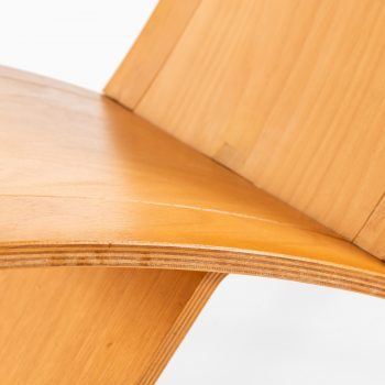 Laminex easy chair designed by Jens Nielson at Studio Schalling