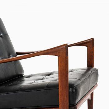 Ib Kofod-Larsen Kandidaten easy chairs by OPE at Studio Schalling