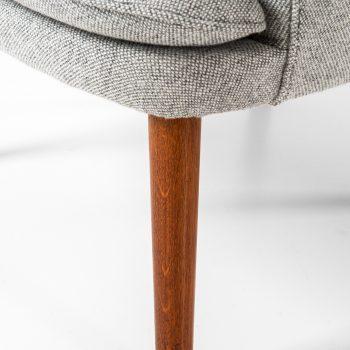Hans Wegner AP20 easy chairs by A.P. Stolen at Studio Schalling