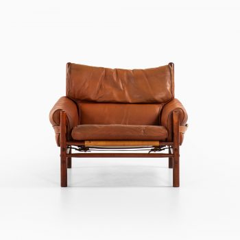 Arne Norell Kontiki easy chair by Arne Norell AB at Studio Schalling