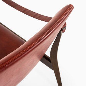 Karen & Ebbe Clemmensen easy chair by Fritz Hansen at Studio Schalling