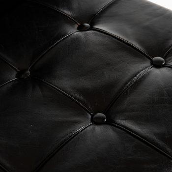 Karl-Erik Ekselius easy chairs produced by JOC at Studio Schalling