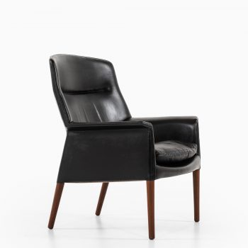Aksel Bender Madsen & Ejner Larsen easy chair from 1965 at Studio Schalling