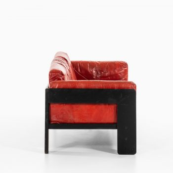 Tobia Scarpa sofa model Bastiano at Studio Schalling