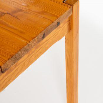 Ilmari Tapiovaara desk / table in pine at Studio Schalling