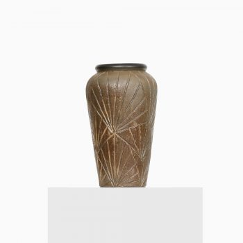 Ingrid Atterberg ceramic floor vase at Studio Schalling
