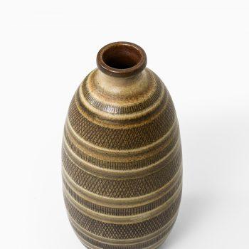 Arthur Andersson ceramic vase by Wallåkra at Studio Schalling