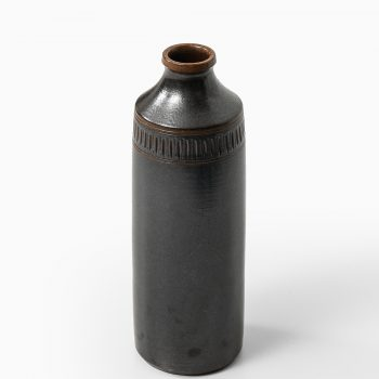 Arthur Andersson ceramic vase by Wallåkra at Studio Schalling