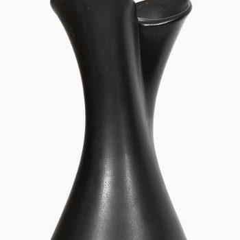 Lillemor Mannerheim ceramic vase Mangania at Studio Schalling