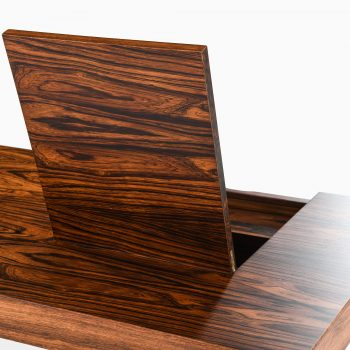 Severin Hansen vanity model 65 in rosewood at Studio Schalling