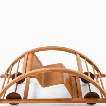 Hans Brockhage & Erwin Andrea swing cart at Studio Schalling