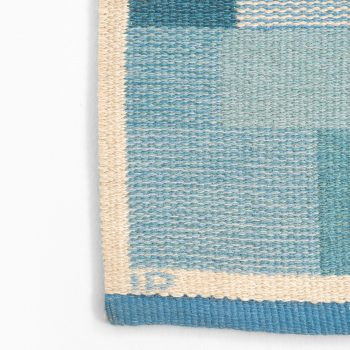 Ingrid Dessau carpet produced in Sweden at Studio Schalling