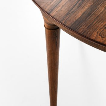 Svante Skogh Cortina dining table in rosewood at Studio Schalling