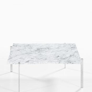 Poul Kjærholm PK-61 coffee table by EKC at Studio Schalling
