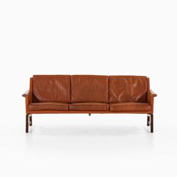 Kai Lyngfeldt Larsen sofa by Søborg møbler at Studio Schalling