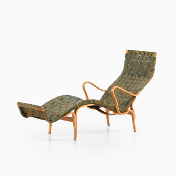 Bruno Mathsson Pernilla 3 lounge chair at Studio Schalling