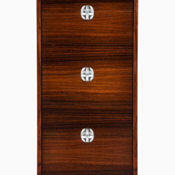 Rosewood bureau / chest of drawers at Studio Schalling